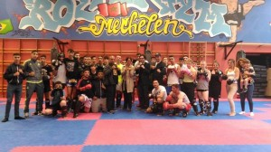 Kickboks training volwassenen 2