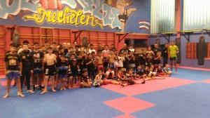 Kickboks training volwassenen 3
