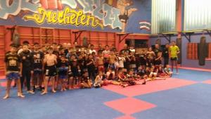 Kickboks training volwassenen
